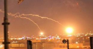 Nuevo ataque: Tres cohetes cayeron sobre la zona verde de Bagdad (+Video)