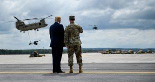 Coalición internacional liderada por EEUU suspendió apoyo a tropas iraquíes