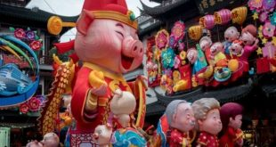 Pekín suspende celebración del Año Nuevo Chino por el coronavirus