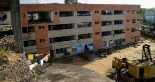 En Puerto Ordaz convirtieron un Centro Comercial en refugio