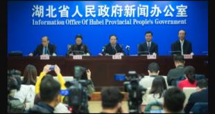 Conferencia china sobre coronavirus desata ira en las redes