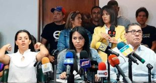 """Diputados """"CLAP"""" intentaron sobornar a dirigentes del partido de Delsa Solórzano"""