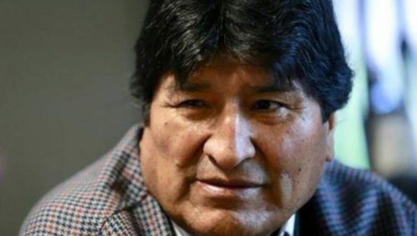 Bolivia pidió a la Interpol orden internacional de captura sobre Evo Morales