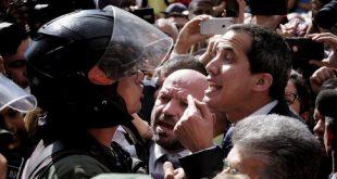 Guaidó puso en evidencia fragilidad del aparato militar