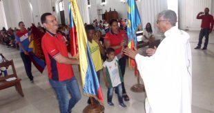 Concurrida Misa del Deporte en Catedral de San José