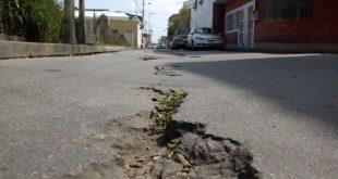 Colapso de la calle Miranda se traduciría en la suspensión absoluta de hasta cinco servicios públicos