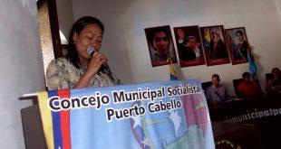 Ayuntamiento porteño celebró el Día Nacional del Trabajador Social con una Sesión Especial