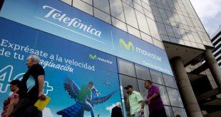 Movistar presenta fallas en su servicios