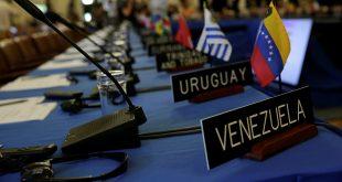OEA debatirá resolución que condena uso de la fuerza en el Parlamento venezolano