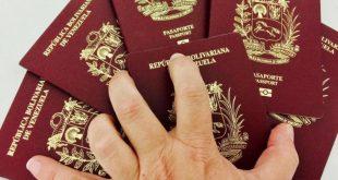 Precio actualizado del pasaporte superó los 14 millones de bolívares