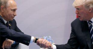 Putin agradece a Trump su ayuda para detener complot terrorista en Rusia
