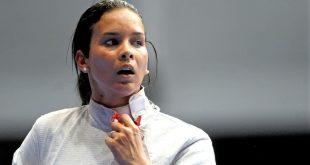 Canadá le negó la visa a esgrimista Alejandra Benítez