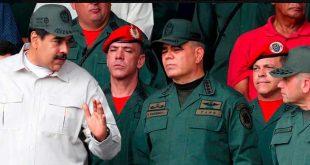 Generales y almirantes alertan sobre peligro en la FANB