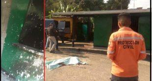 Artefacto explosivo mata tres personas en Táchira