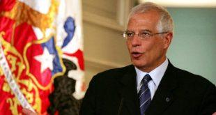 Alto representante de la UE, Josep Borrell, recibirá a Guaidó el miércoles en Bruselas