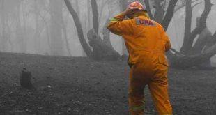 Lluvias en Australia ayudan combatir los incendios