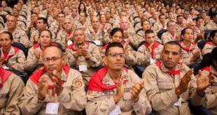 Ejercicios militares anuncia presidente Maduro