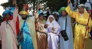 En Borburata esperan por los tres Reyes que siguieron la estrella de Belén