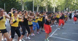 A ponerse en forma con buena salud incluida practicando ejercicios funcionales