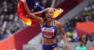 Yulimar Rojas protagonizará duelo de altura en Madrid