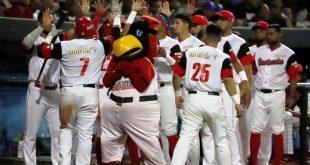Venezuela clasifican a semifinales de Serie del Caribe (+ vídeo)