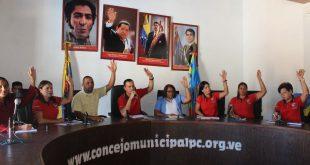 Cámara Municipal de Puerto Cabello renovó sus comisiones permanentes de trabajo