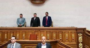 La AN ilegítima designó comisión especial para sacar al Parlamento del desacato