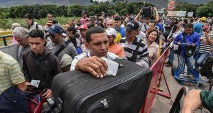 Acnur: Éxodo desde Venezuela continuará en el 2020 e impulsará la llegada a países de la UE