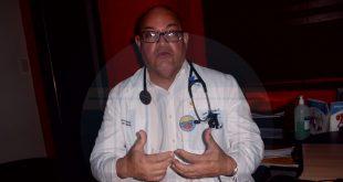 Es muy difícil que el coronavirus nos llegue por el puerto pero hay que estar alerta, advierte el doctor José Verde