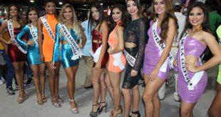 Colorida Presentación Oficial de las Candidatas al Reinado de Carnaval Puerto Cabello 2020