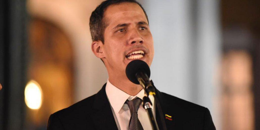 Guaidó anunció su regreso a Venezuela