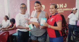 """Hospital """"Prince Lara"""" realizó jornada de salud en Gañango"""