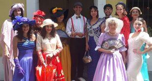 """Porteños evocarán los """"carnavales de aquella época"""" durante una tertulia en el Paseo Valbuena"""