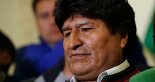 Evo Morales se fue a Cuba por razones de salud