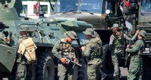 Seis presuntos paramilitares colombianos asesinados por Ejército Venezolano