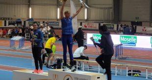 Yulimar Rojas conquistó el Oro en Francia con récord suramericano