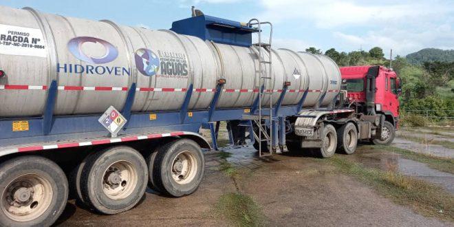 Alcaldía de Puerto Cabello apoya labores de Hidrocentro para garantizar servicio de agua