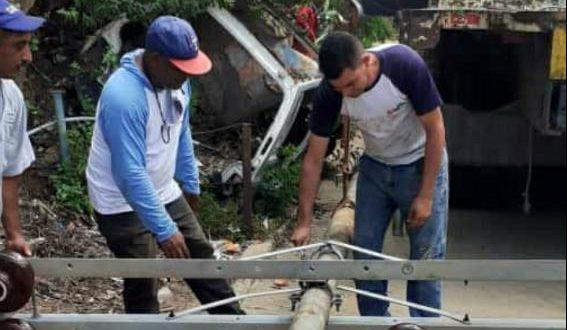 Siguen sin electricidad en San Esteban Pueblo, Valle Verde y Pitiguao