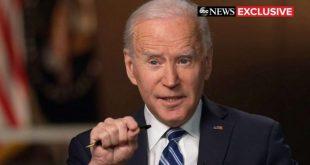 """Biden dice concordar con que Putin es un """"asesino"""""""