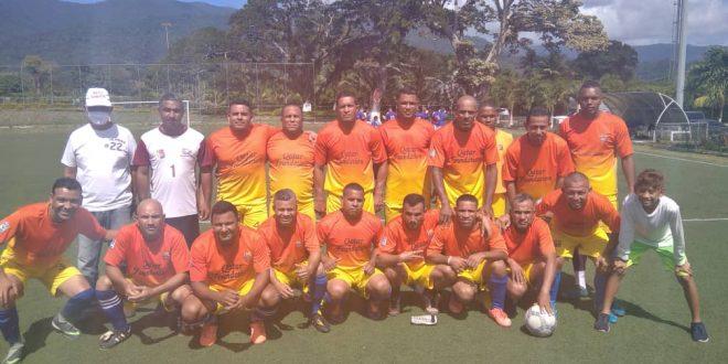 Zona Costera debuta este sábado en el Campeonato Estadal de Fútbol 2021