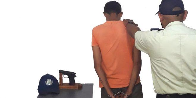Gracias a llamada telefónica PM Puerto Cabello detuvo a presunto delincuente