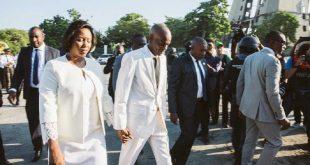 asesina a presidente de Haiti