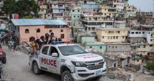 policia de haiti arresta once