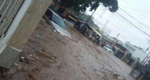 fuertes lluvias en la gran valencia