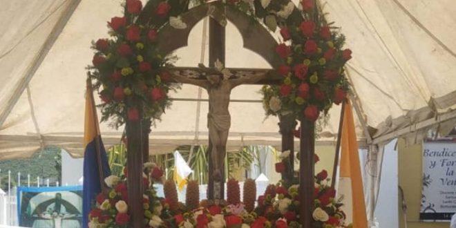 borburata celebró santo cristo de la salud
