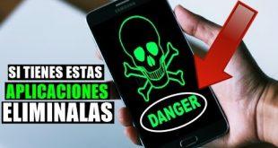 app peligrosas android
