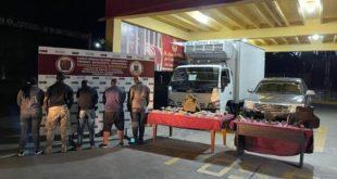 tachira gn detiene a funcionarios de policarabobo