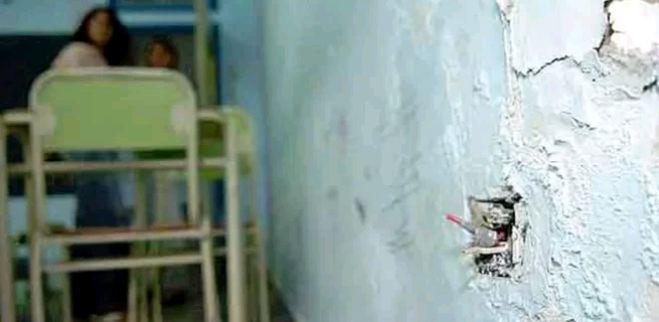 A pocos días del regreso a clases ¿Por qué no pintan y desinfectan escuelas de Puerto Cabello?