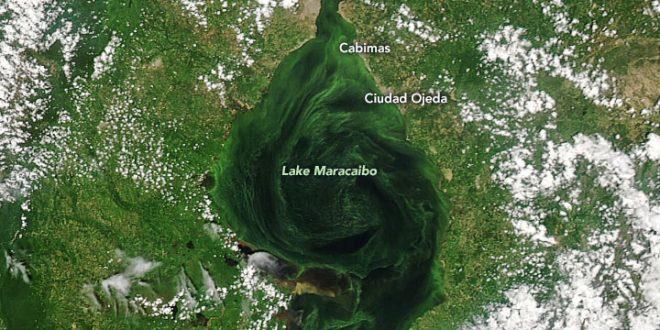 NASA - LAGO DE MARACAIBO